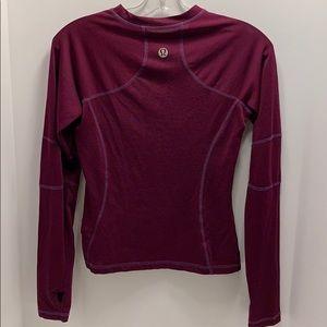 lululemon athletica Tops - Lululemon long sleeve shirt